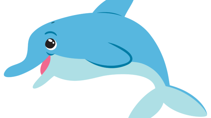 png free download Cute baby whale clipart.  animated