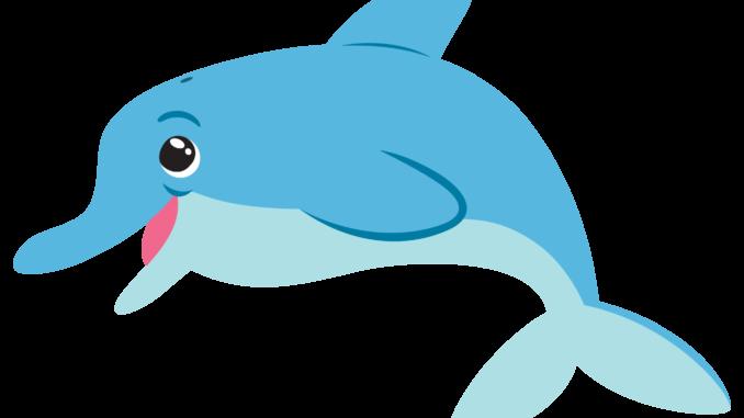 clip art stock dolphin clip artistic #93437787