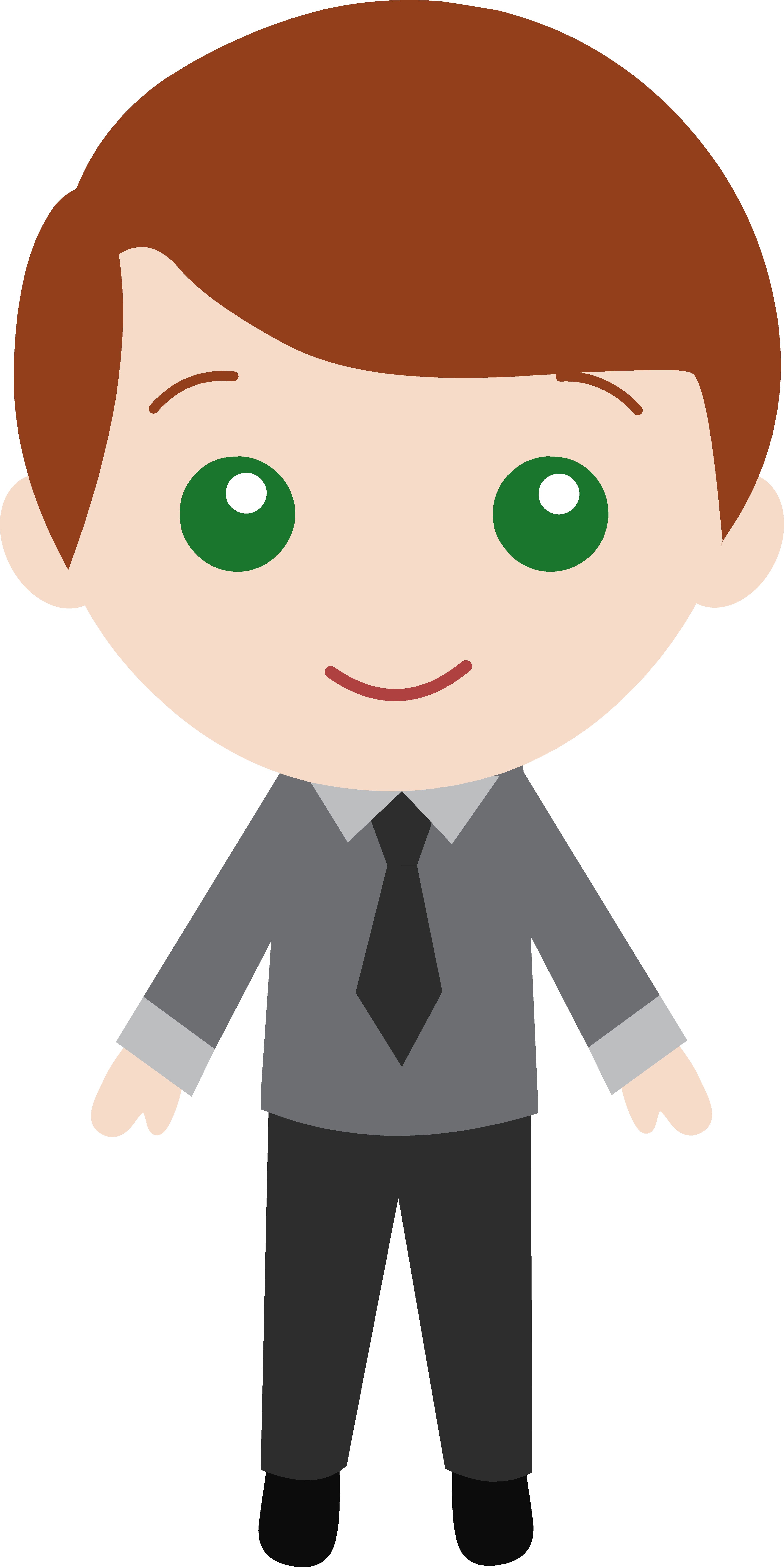svg transparent library Little Guy Wearing a Suit