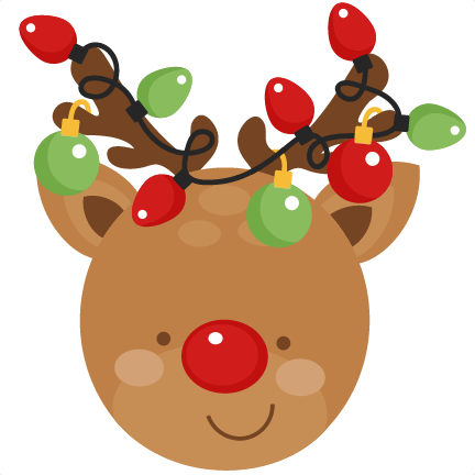 vector freeuse library cute reindeer clipart #61977415