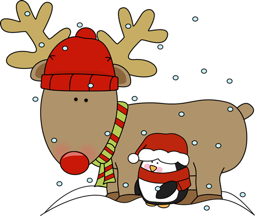 graphic black and white download Christmas Clip Art