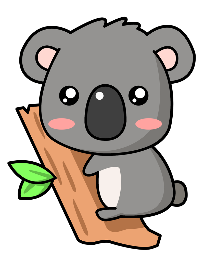 royalty free Free to use public. Koala clipart.