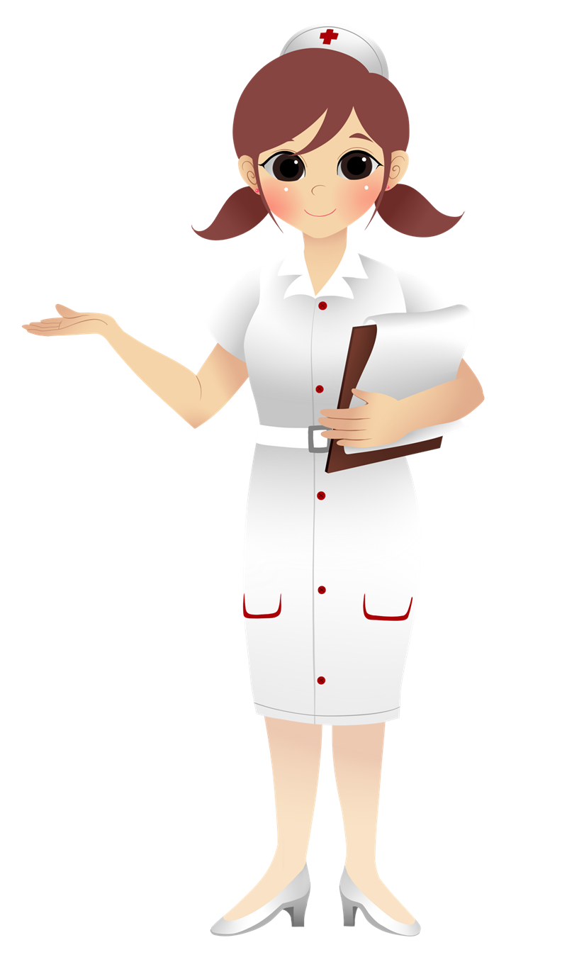 svg black and white stock Uniform clipart nurse. M dico hospital doentes