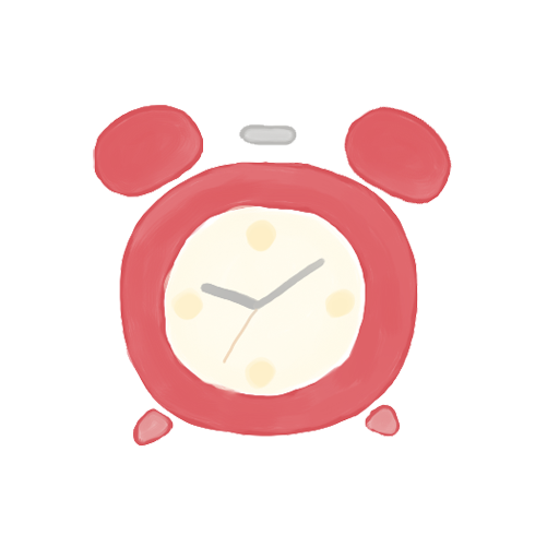 graphic library stock cute clock clipart #61317045