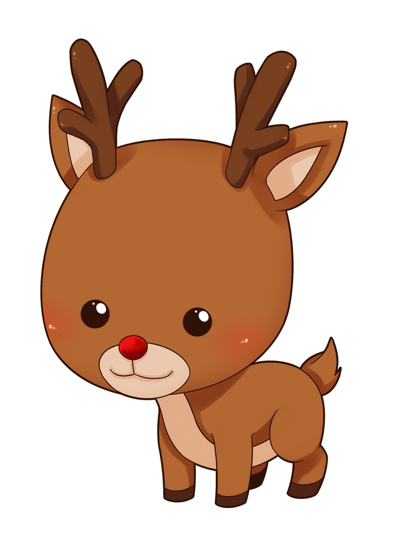 jpg black and white stock Cute deer clipart. Free baby cliparts download