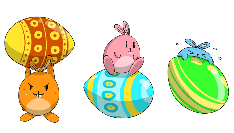 svg free stock free easter clip art free cute funny ba easter bunnies clip art