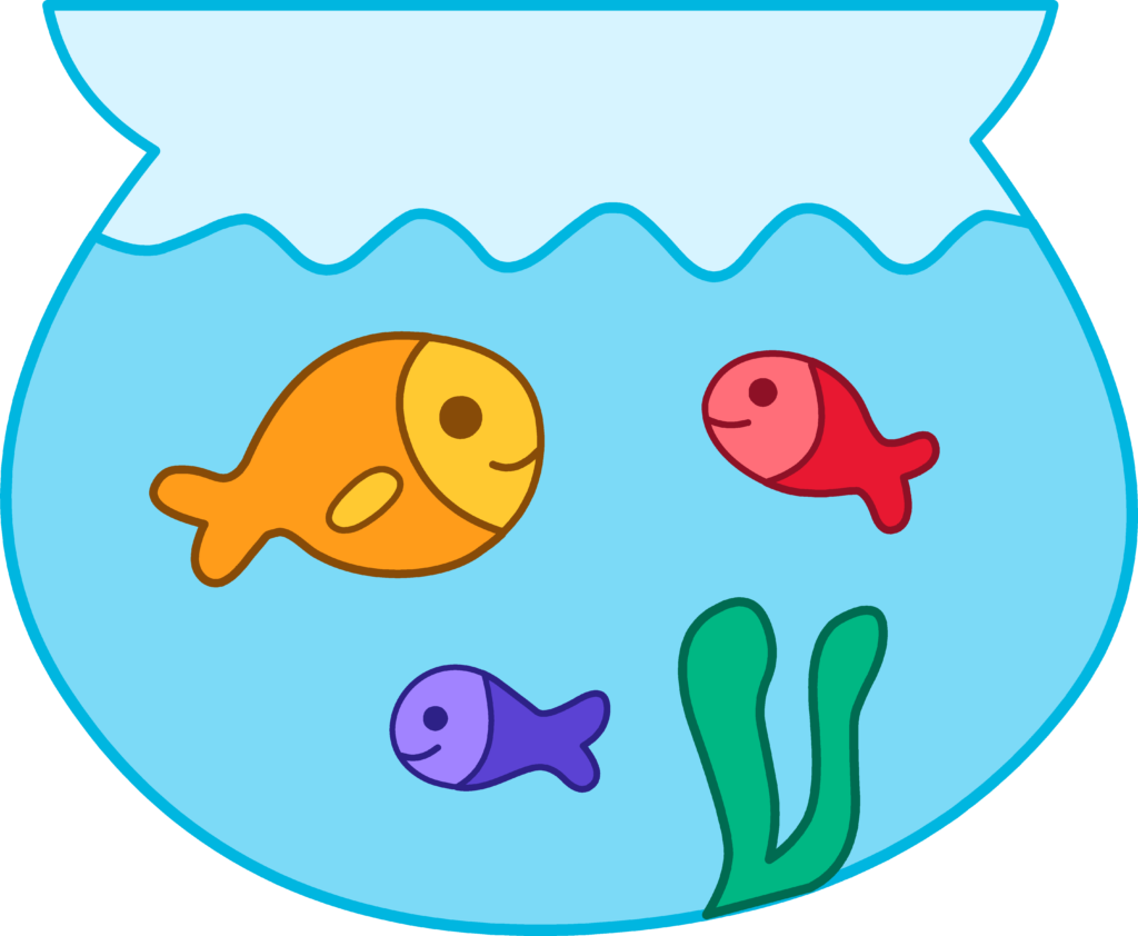 clipart black and white stock Cute fish clipart. Download images pics free