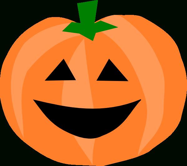 clipart royalty free Cute Halloween Pumpkin Clipart