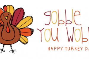 graphic royalty free download Portal . Cute happy thanksgiving turkey clipart