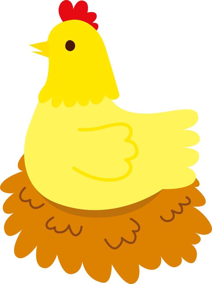 clip library stock Cute hen clipart. Free cliparts download clip.