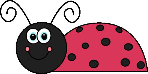 svg library Cute Ladybug Clip Art