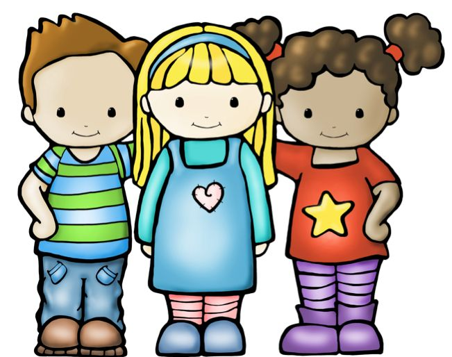 jpg freeuse Free download clip art. Clipart of kids