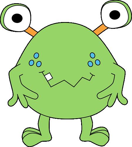 clip royalty free Monster Clip Art