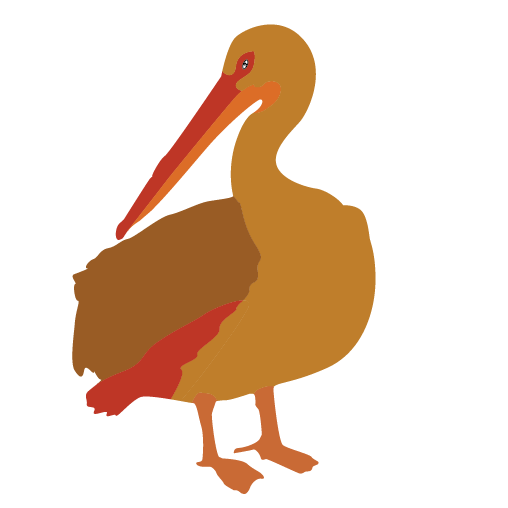 png free library Brown Pelican Clipart at GetDrawings