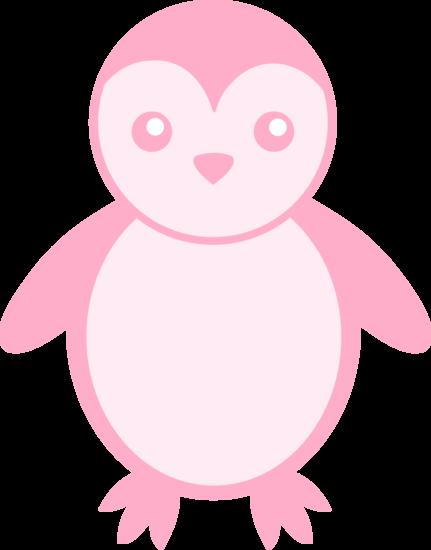 jpg freeuse stock Pink Baby Penguin