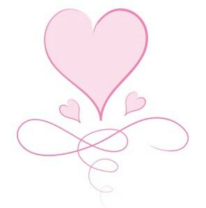 png black and white download Cartoon hearts clipart free. Cute pink heart