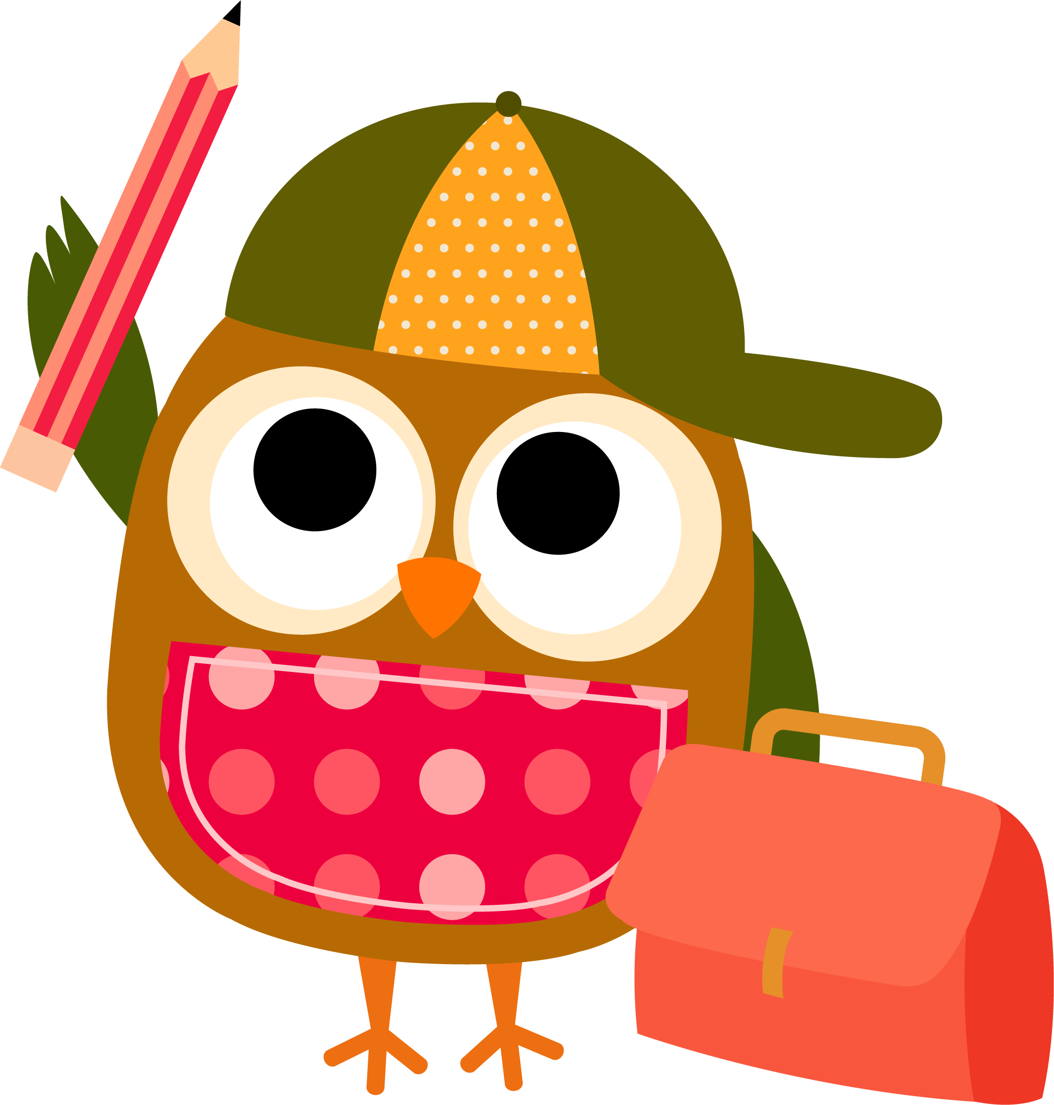 free download Writer clipart owl.  collection of school