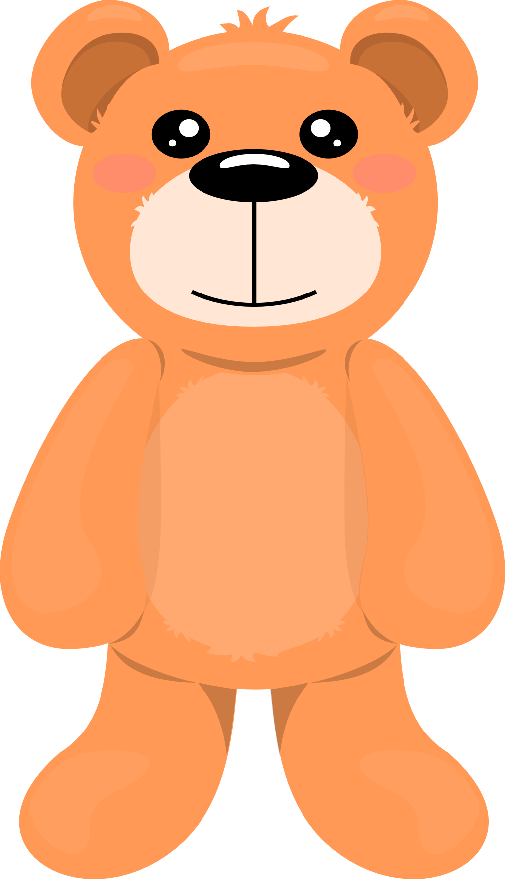 image royalty free Cute teddy bear clipart. Mixed clip art pinterest
