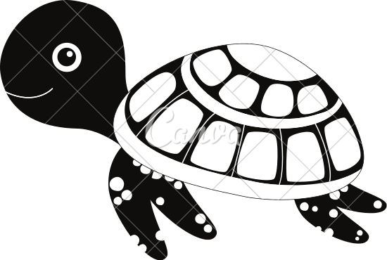 clipart freeuse Sea Turtle Cartoon Drawing at GetDrawings