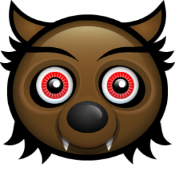 banner stock Free cliparts download clip. Cute werewolf clipart.