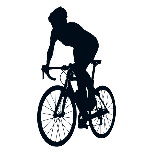 jpg transparent Spriting silhouette transparent png. Cyclist vector