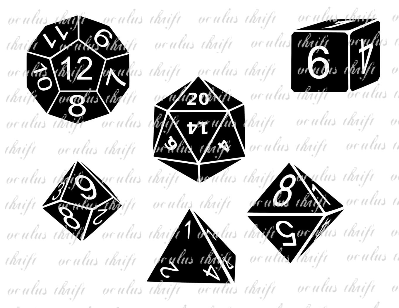picture royalty free D20 clipart rpg dice. Camera flash graphics illustrations
