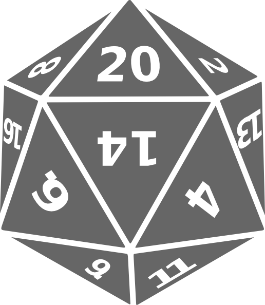 picture royalty free library dice svg d20 #111358879