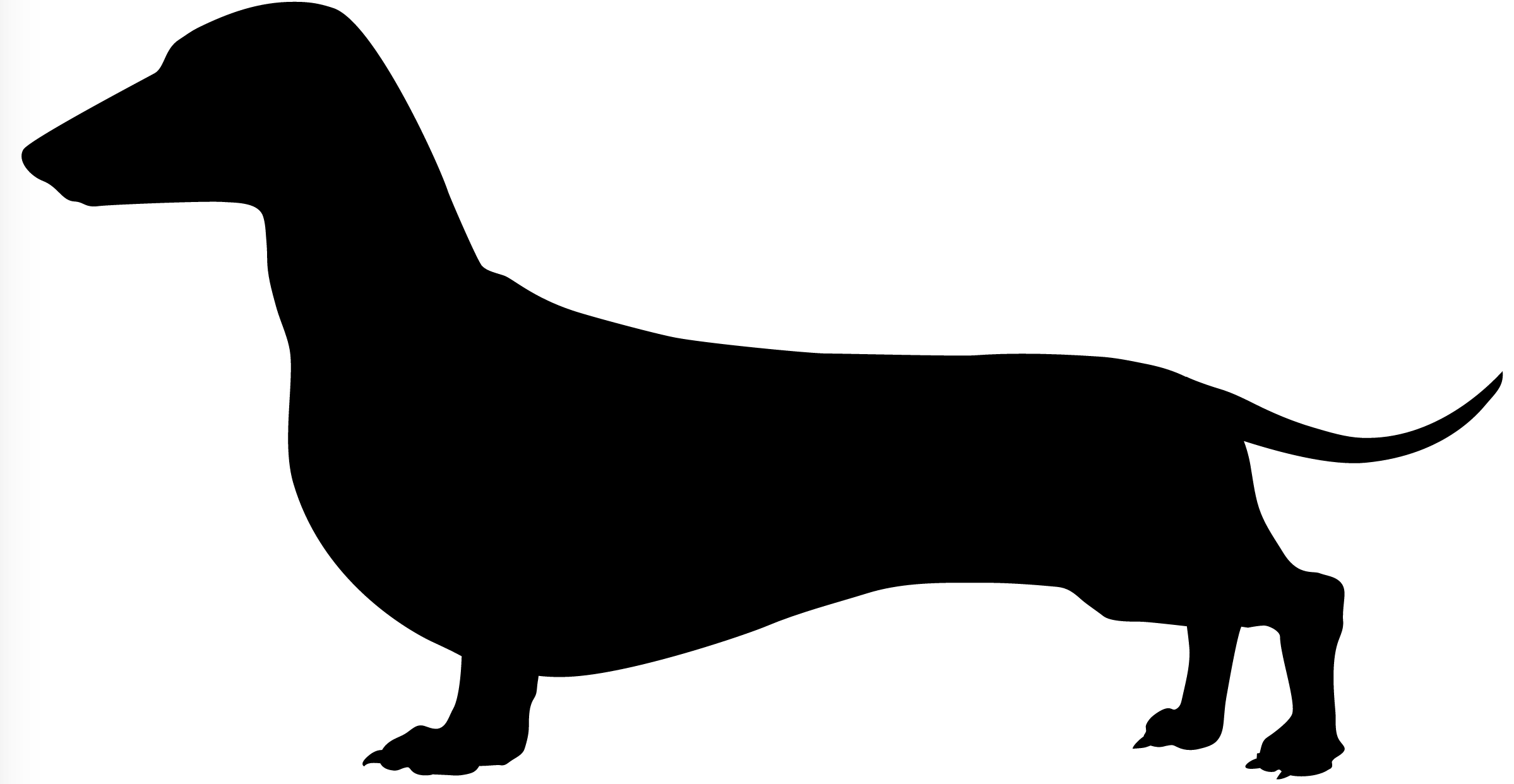 image library stock Dachshund clipart. Doxie cliparts free download