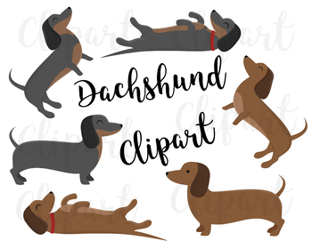banner freeuse library Dachshund clipart. Clip art dog puppy