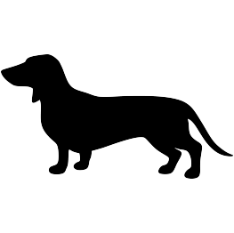 png transparent Dachshund Silhouette Clip Art at GetDrawings