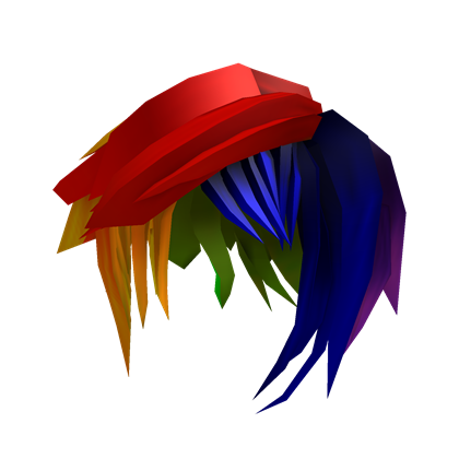 graphic download Crazy clipart rainbow hair