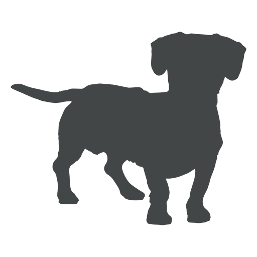picture royalty free download Dog silhouette playing