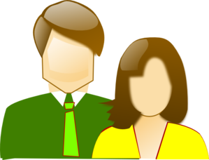 graphic royalty free download Dad clipart. Mother and father clip