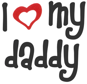 picture black and white Images of I Love You Mom And Dad Logo