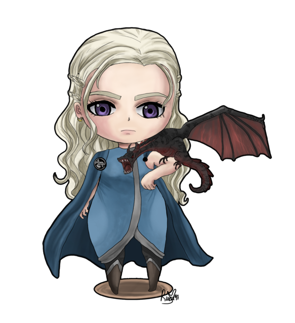 vector freeuse download daenerys drawing easy #111202158