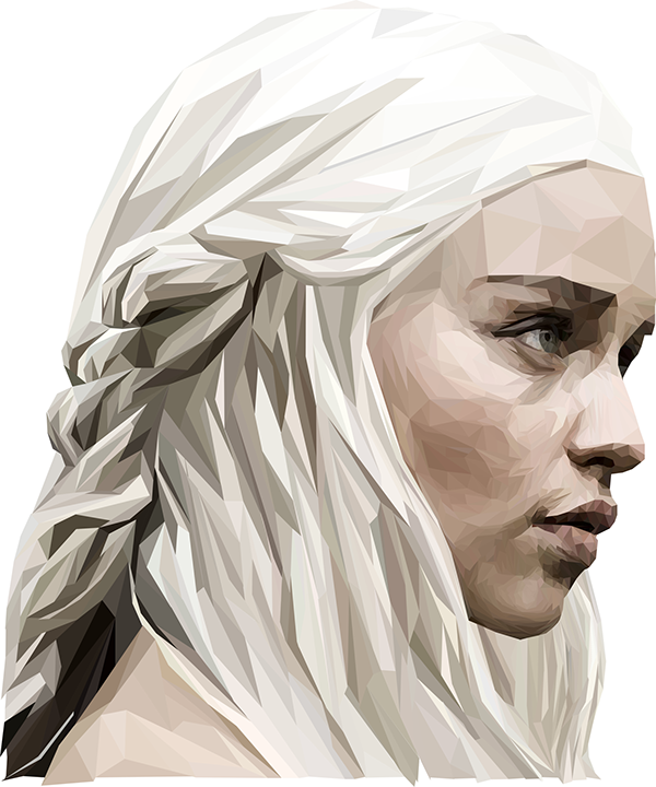 svg royalty free Daenerys Targaryen