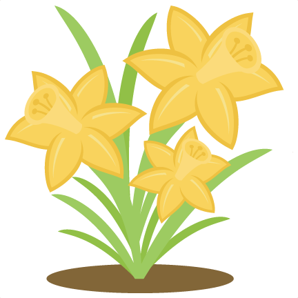 png stock Svg free on dumielauxepices. Daffodil clipart.
