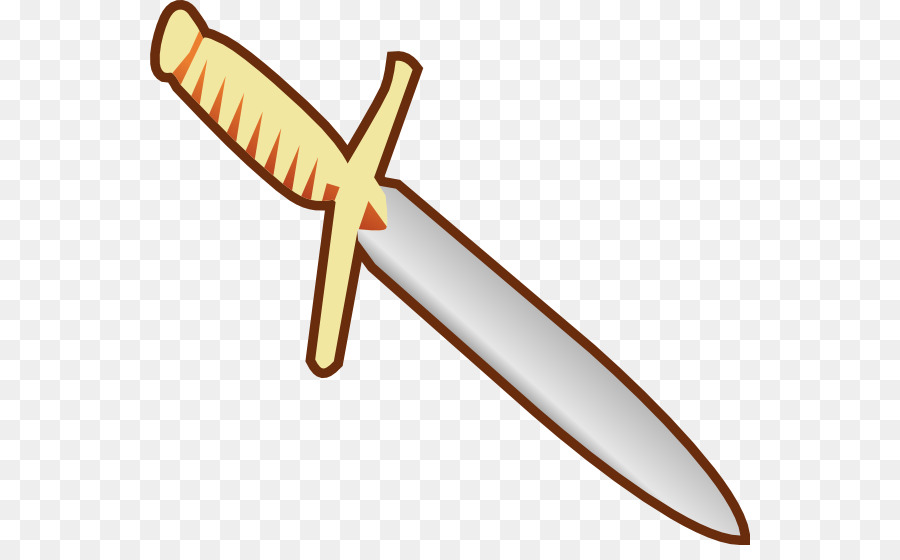 freeuse Dagger clipart. Knife clip art sword.