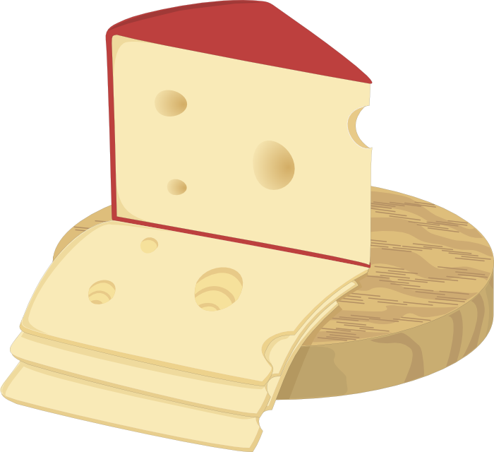 jpg stock Dairy clipart. Milk cheese ice cream.