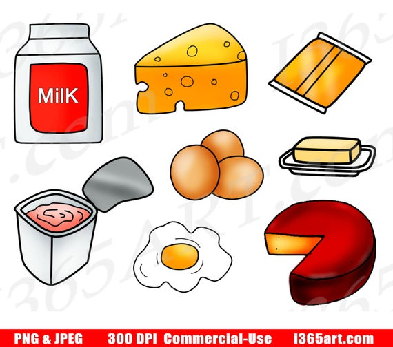 banner transparent library  off food clip. Dairy clipart