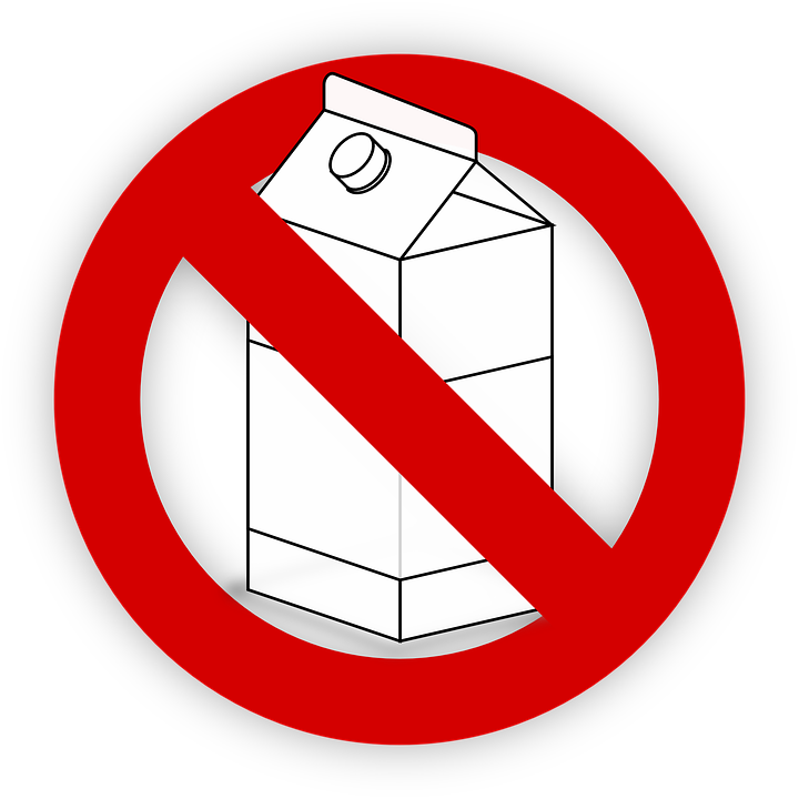 jpg black and white stock Dairy clipart lactose.  food swaps to