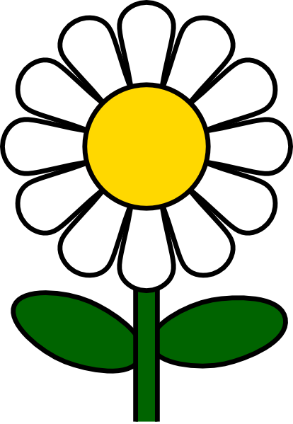 png freeuse stock Daisy clip art at. Daisies clipart