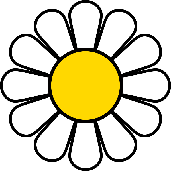 graphic free download Free . Daisy clipart