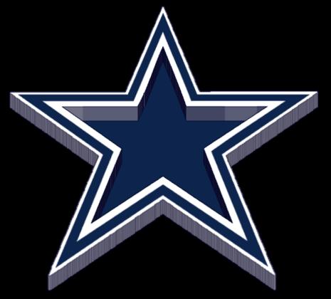picture transparent Star transparent png stickpng. Dallas cowboys clipart
