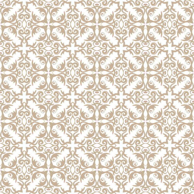 clipart royalty free library Floral pattern baroque damask. Wallpaper vector.