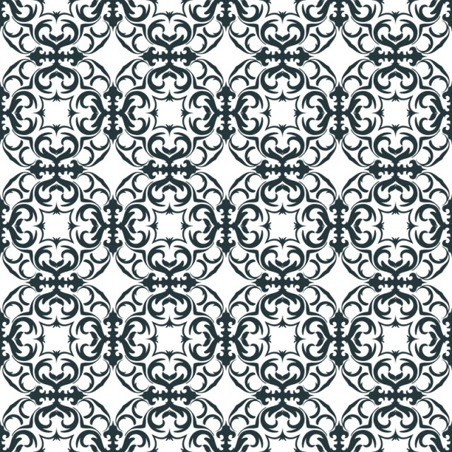 svg library library Floral Pattern