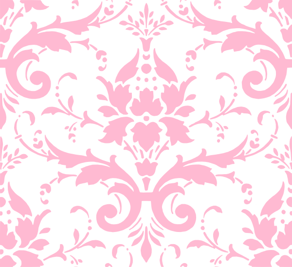 banner library download Cotton Candy Pink Damask Pattern Ffbad