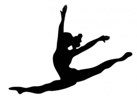 clip art Jazz silhouette clip art. Dancer clipart.