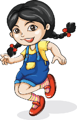 clip library download Dancing clipart. Happy asian girl the.