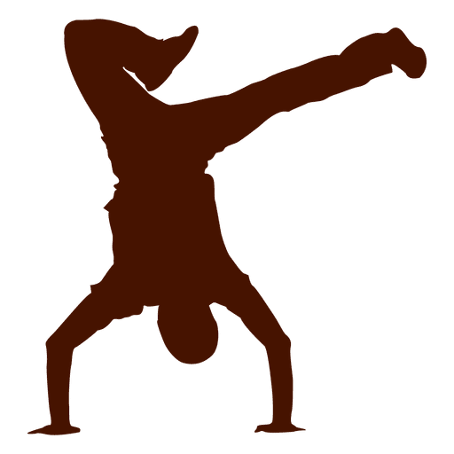 banner freeuse download Break silhouette at getdrawings. Dancing clipart freestyle dance